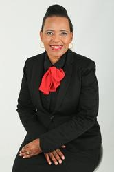 Mirriam  Mohanoe, estate agent