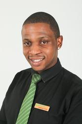 Lebohang Thebe, estate agent
