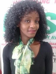 Mbali  Mtembu, estate agent