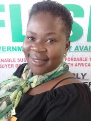 Stephinah Maloka, estate agent